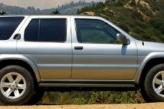 Nissan Pathfinder / Terrano (USA)