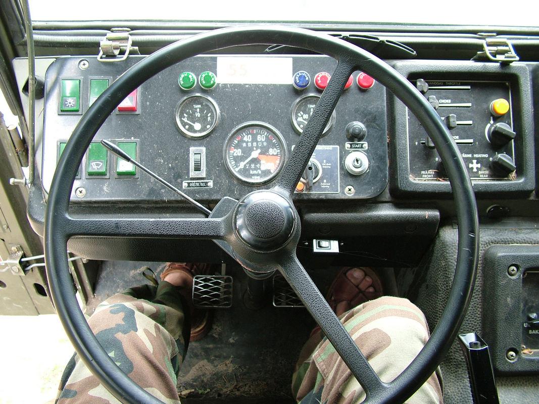 Volvo C306 6x6