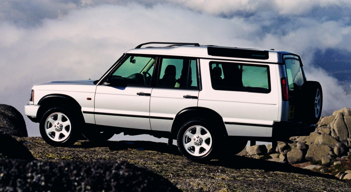 Land Rover Discovery Long