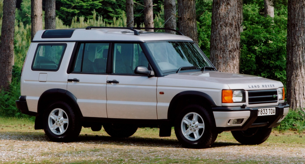 Land Rover Discovery long wheebase